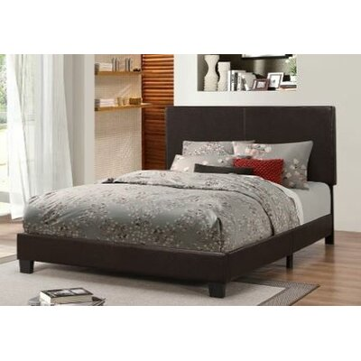 Hazelwood Home Upholstered Panel Bed