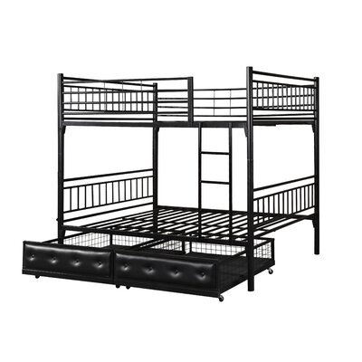 Hazelwood Home Bunk Bed Drawers