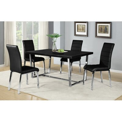 Hazelwood Home Side Chair (Set of 4)