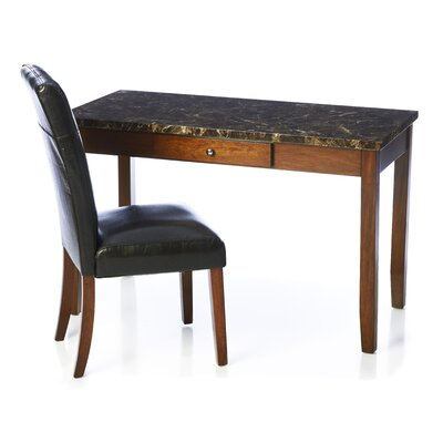 Andover Mills Oren Writing Desk and Chair
