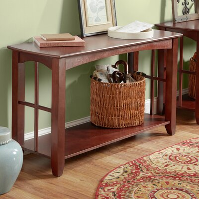 Andover Mills Wedgewood Console Table