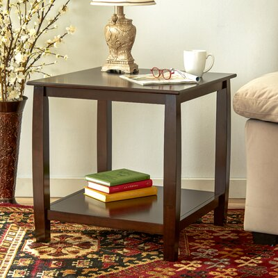 Andover Mills Oakcrest End Table