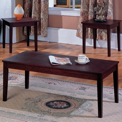Andover Mills Melton 3-Piece Coffee Table Set