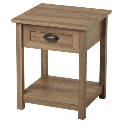 Andover Mills Robin 1 Drawer Nightstand