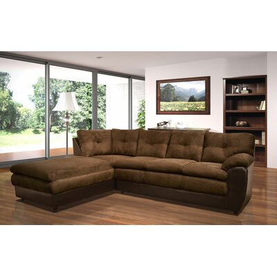 Andover Mills Brewster Left Hand Facing Sectional