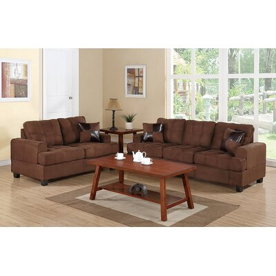 Andover Mills Birchview Sofa and Loveseat Set