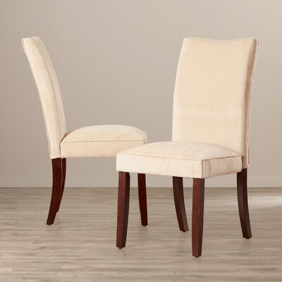 Andover Mills Stoneybrook Parsons Chair (Set of 2)