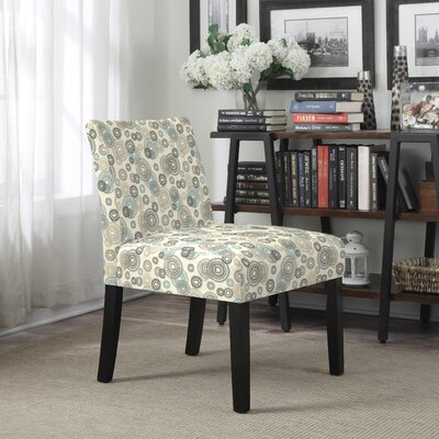 Andover Mills Highwoods Slipper Chair