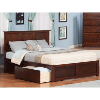 Andover Mills Marjorie King Storage Platform Bed