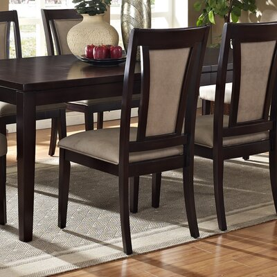 Andover Mills Athens Side Chair (Set of 2)