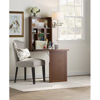 Andover Mills Wennington Fold-Up Desk