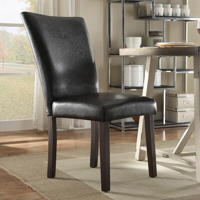 Andover Mills Pomfret Parson Chair (Set of 2)