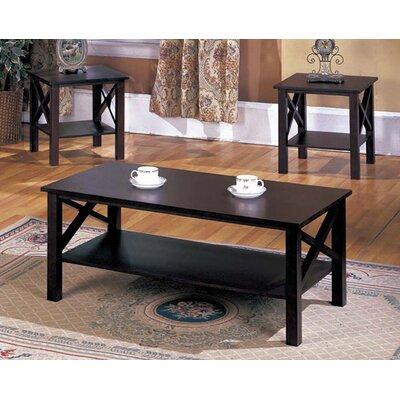 andover mills zelda 3 piece coffee table set & reviews | wayfair