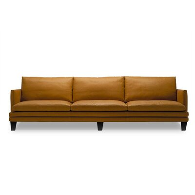 My Chic Nest Todd 4 Seater Leather Sofa