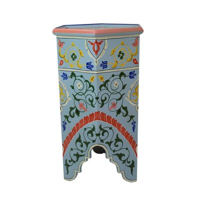 Casablanca Market Tawreek Side Table