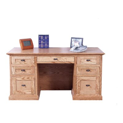 Forest Designs Executive Desk