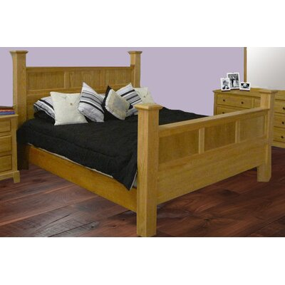 Forest Designs Queen Panel Bed