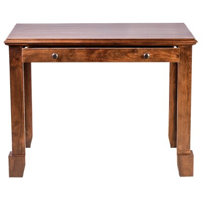Forest Designs Shaker Writing Desk with K..