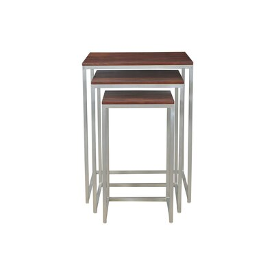 STYLE N LIVING Owen 3 Piece Nesting Table Set