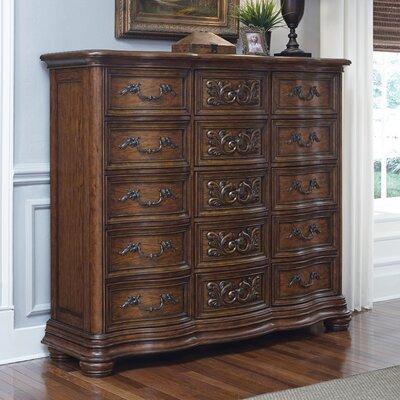Pulaski Furniture Cheswick 15 Drawer Mast..