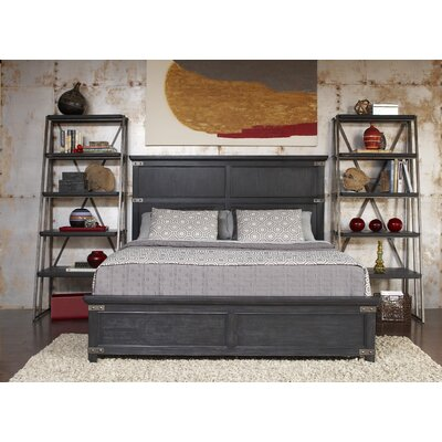 Trent Austin Design Lonerock Panel Bed