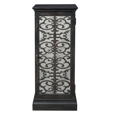 House of Hampton Laurent Floor Wine Cabinet