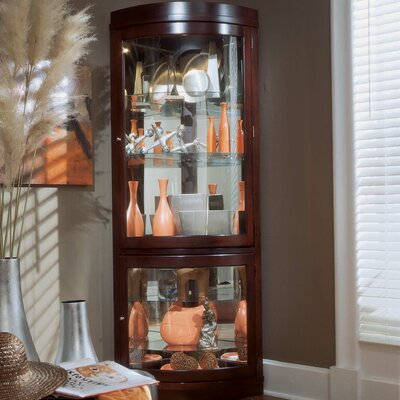 Pulaski Furniture Keepsakes Corner Display Stand