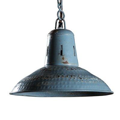 Urban designs merricks 1 light mini pendant reviews for Wayfair industrial lamp