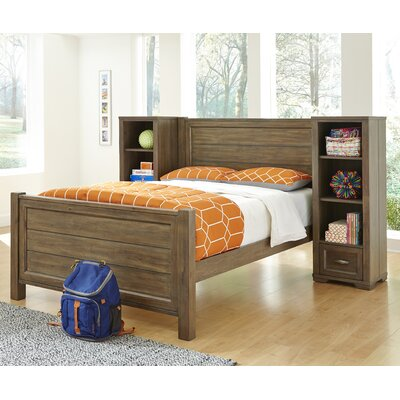 My Home Furnishings Logan Panel Bed
