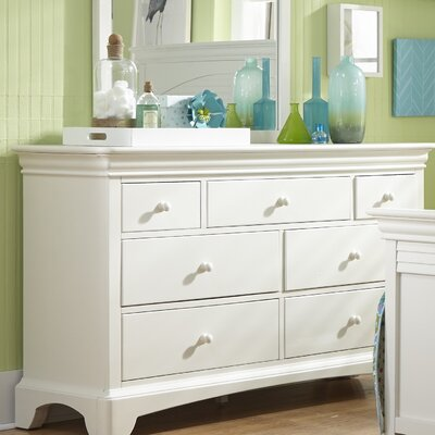 My Home Furnishings Neopolitan 7 Drawer Dresser