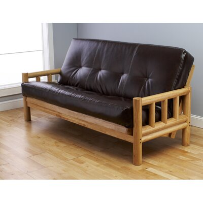 Kodiak Furniture Lodge Oregon Trail Futon and Mattress