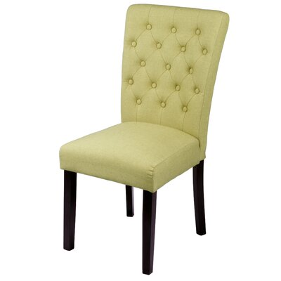 Three Posts Mapletown Parsons Chair (Set of 2)