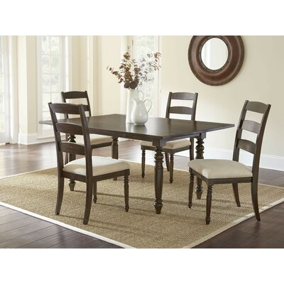 Three Posts Halley 5-Piece Dining Set