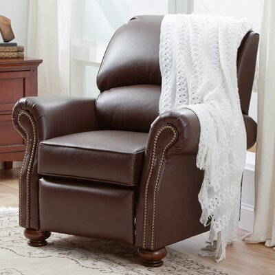 Three Posts Serta Upholstery Recliner