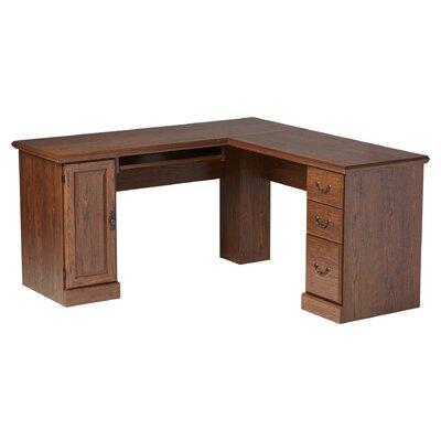 Three Posts Leith L-Shape Computer Desk