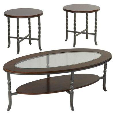 Three Posts Vance 3 Piece Coffee Table..