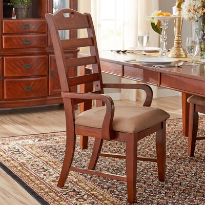 Three Posts Williamstown Arm Chair (Set of 2)