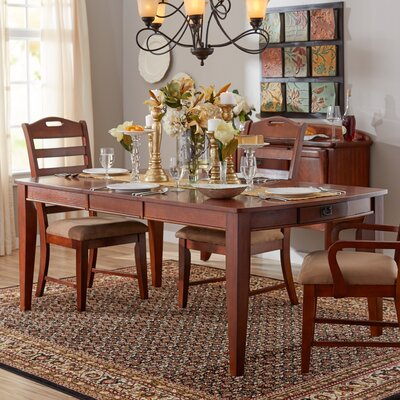 Three Posts Williamstown Extendable Dining Table