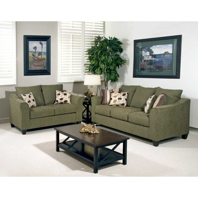 Three Posts Serta Upholstery Oppenheim Loveseat