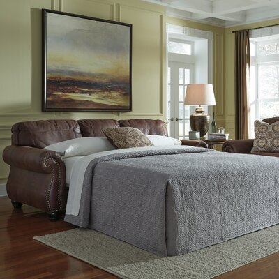 Three Posts Conesville Queen Sleeper Sofa