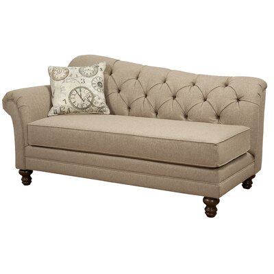 serta upholstery wheatfield chaise lounge astaire linen chaise lounge