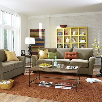 Three Posts Germantown Living Room Collection