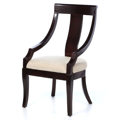 Three Posts Motour Arm Chair