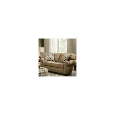 Three Posts Simmons Upholstery Westland Loveseat