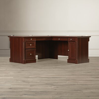 Three Posts Orviston Executive Desk