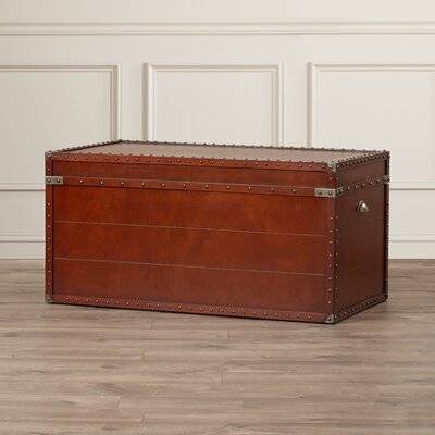 Three Posts Perth Trunk Coffee Table