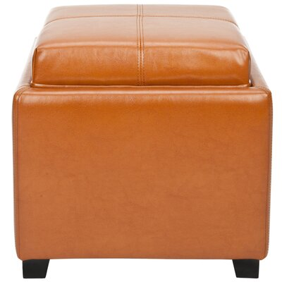 Three Posts Stiles Ottoman