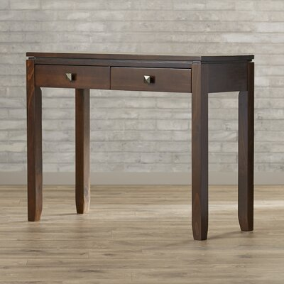 Simpli Home Cosmopolitan Console Sofa Table