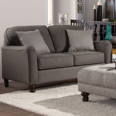 Three Posts Serta Upholstery Bilbrook Loveseat