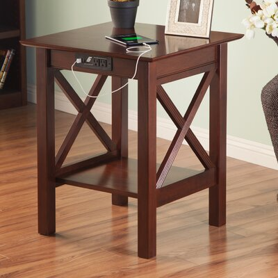 Three Posts Lewisboro End Table
